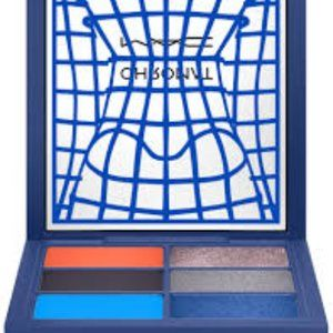 MAC Chromat eyeshadow palette